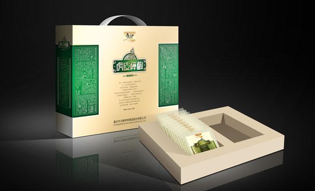 礼品包装设计图片